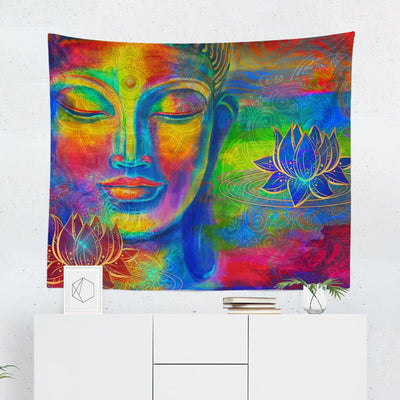 Buddha Tapestry-W.FRANCIS