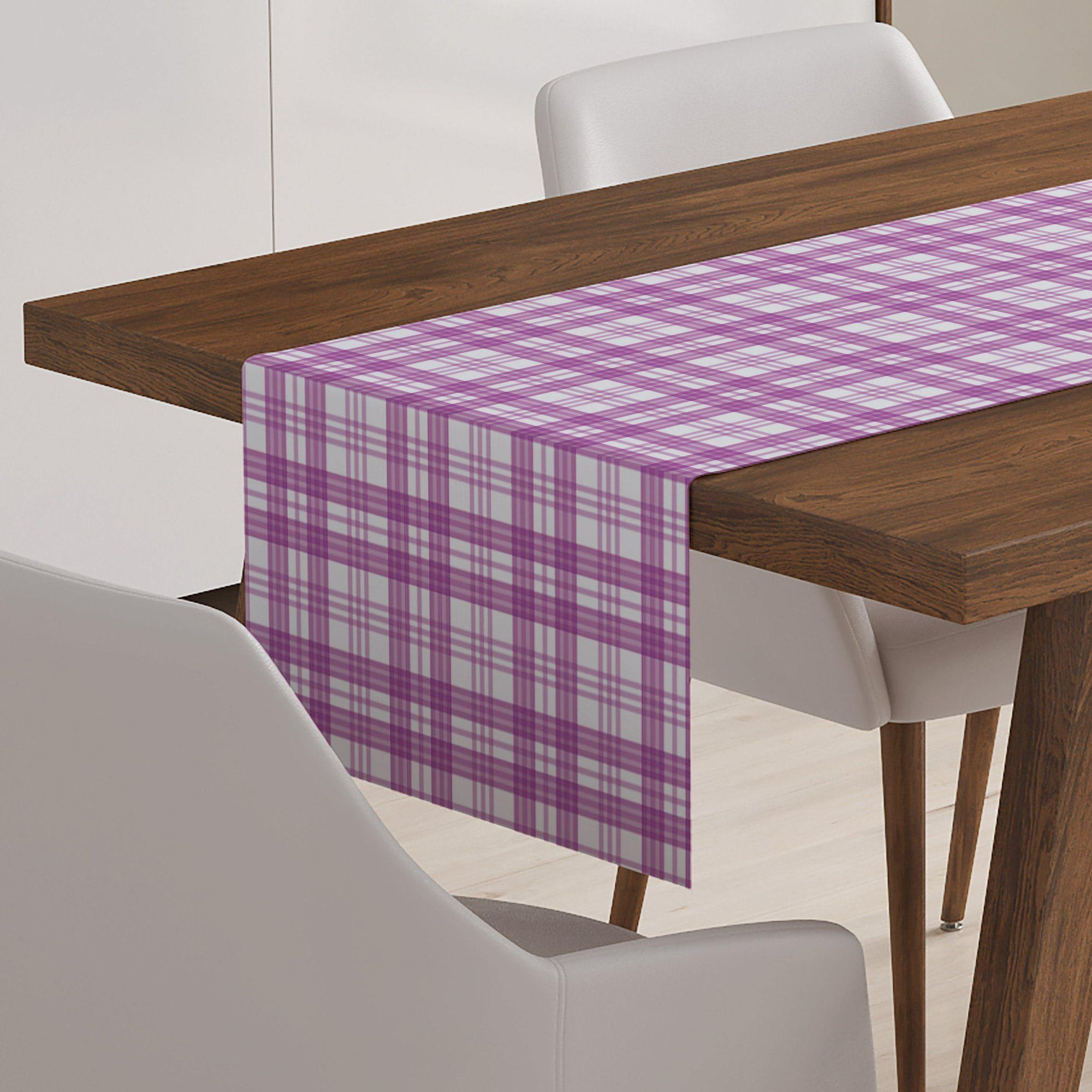 Check Table Runner-W.FRANCIS