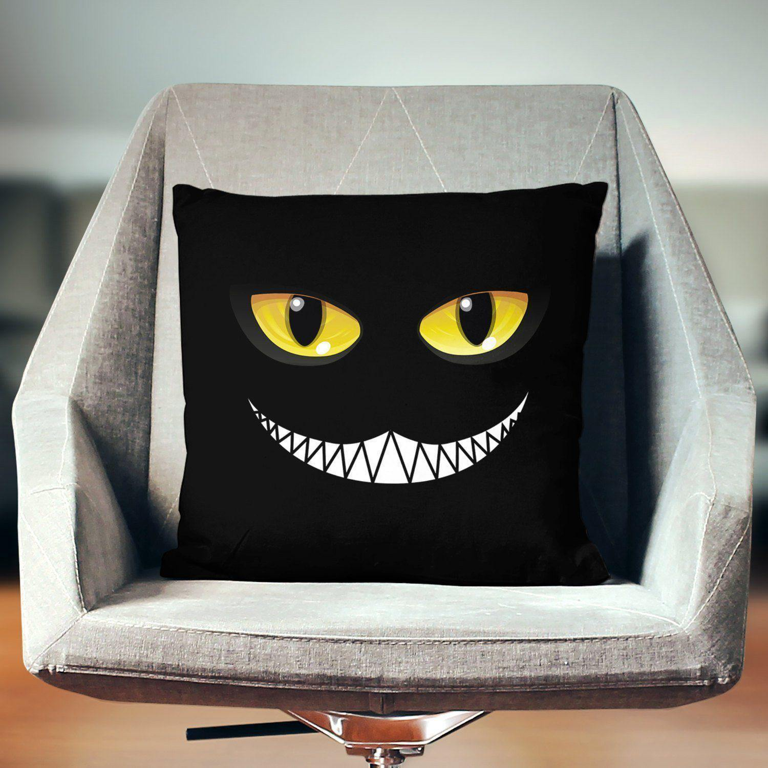 Cheshire Cat Pillow - Pillow Covers - W.FRANCIS