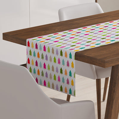 Christmas Tree Table Runner-W.FRANCIS
