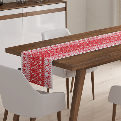 Reindeer Table Runner