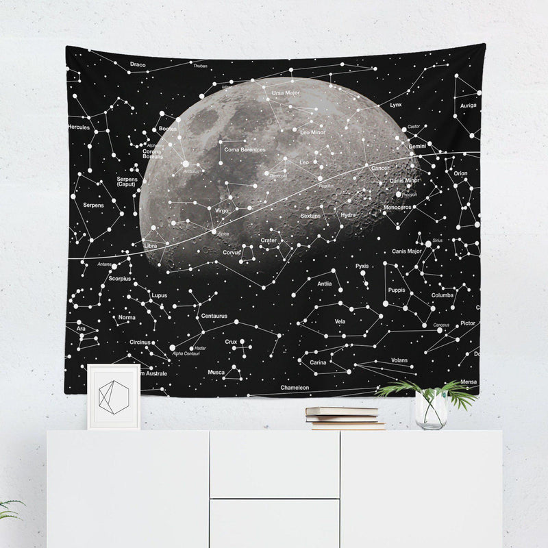 Constellation Tapestry-W.FRANCIS