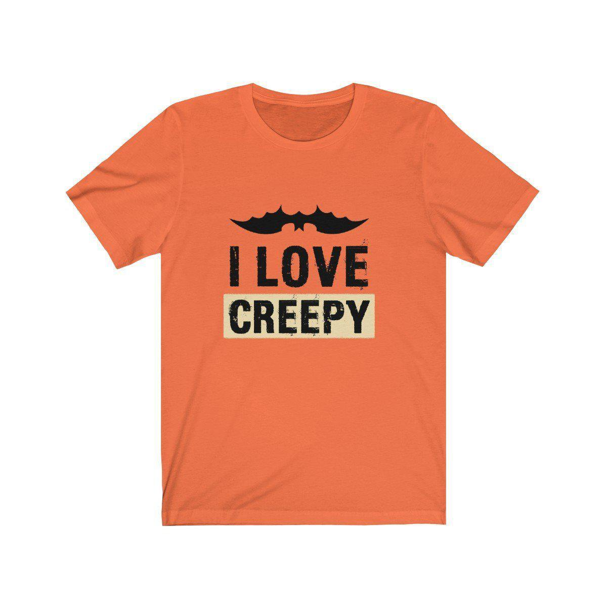 Creepy Halloween T-Shirt - T-Shirt - W.FRANCIS