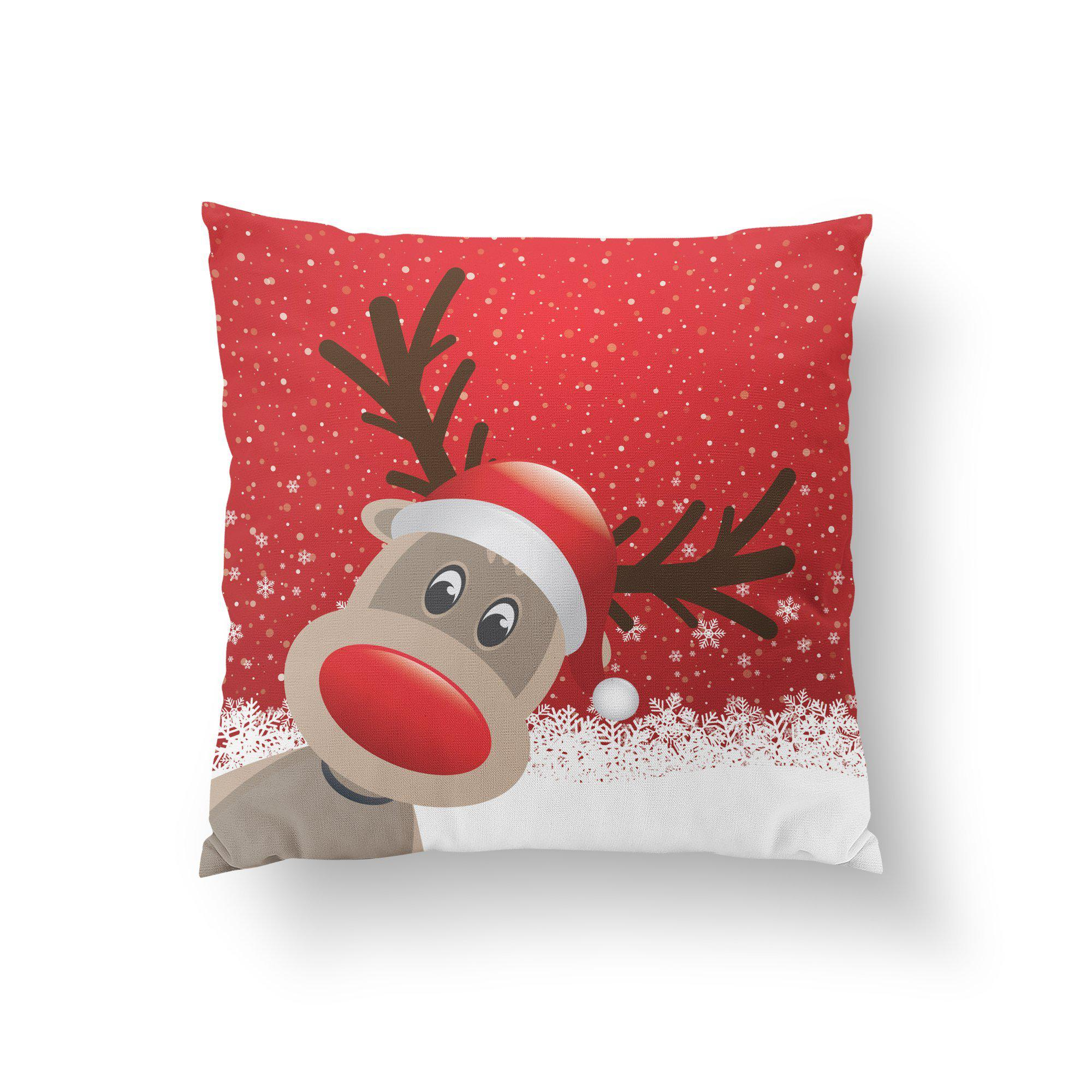Cute Christmas Pillows-W.FRANCIS