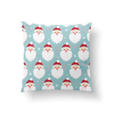Decorative Santa Pillow-W.FRANCIS