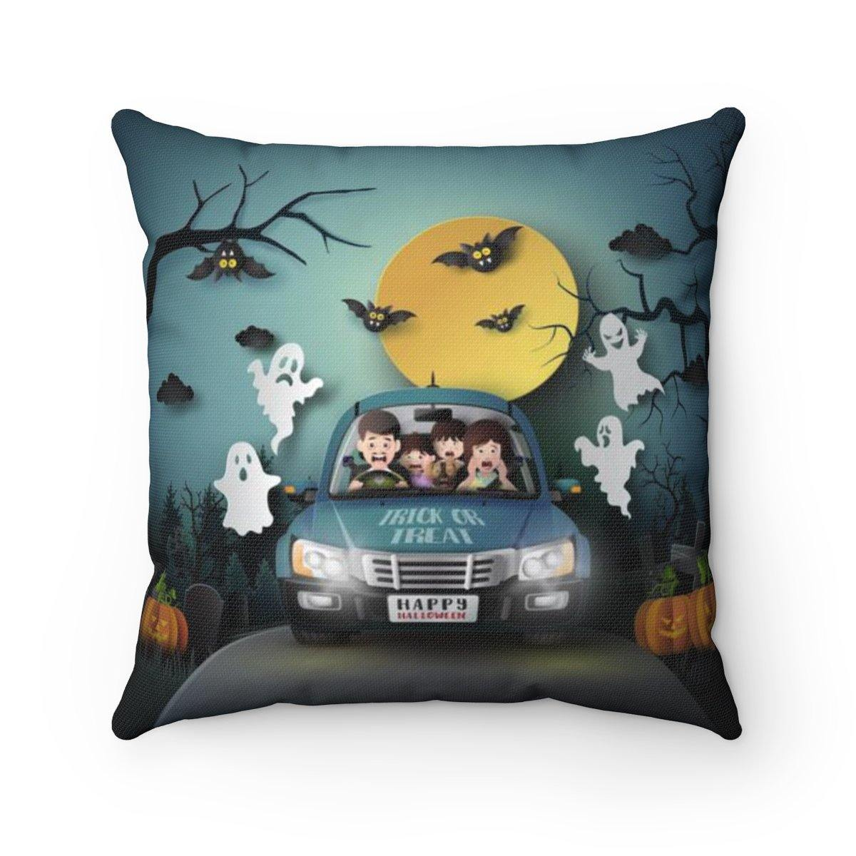Funny Halloween Pillow-W.FRANCIS