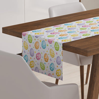 Easter Egg Table Runner-W.FRANCIS