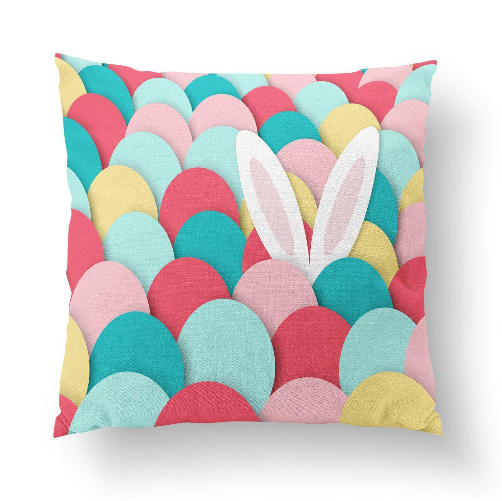 Easter Pillow-W.FRANCIS