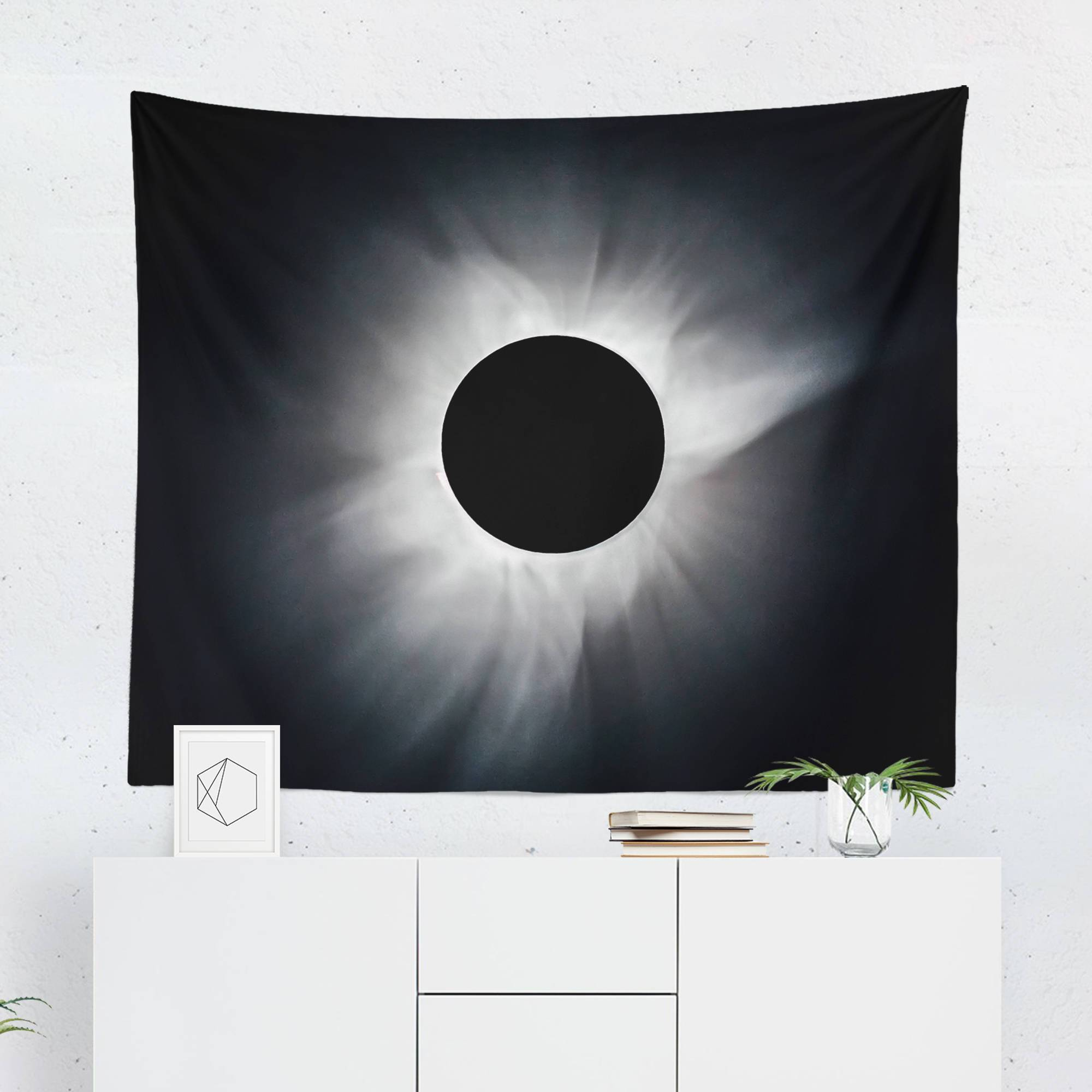 Eclipse Wall Tapestry-W.FRANCIS