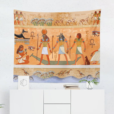 Egyptian Tapestry-W.FRANCIS