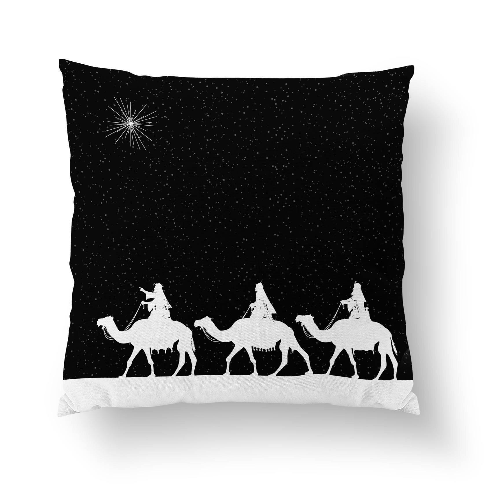 Elegant Christmas Cushion-W.FRANCIS