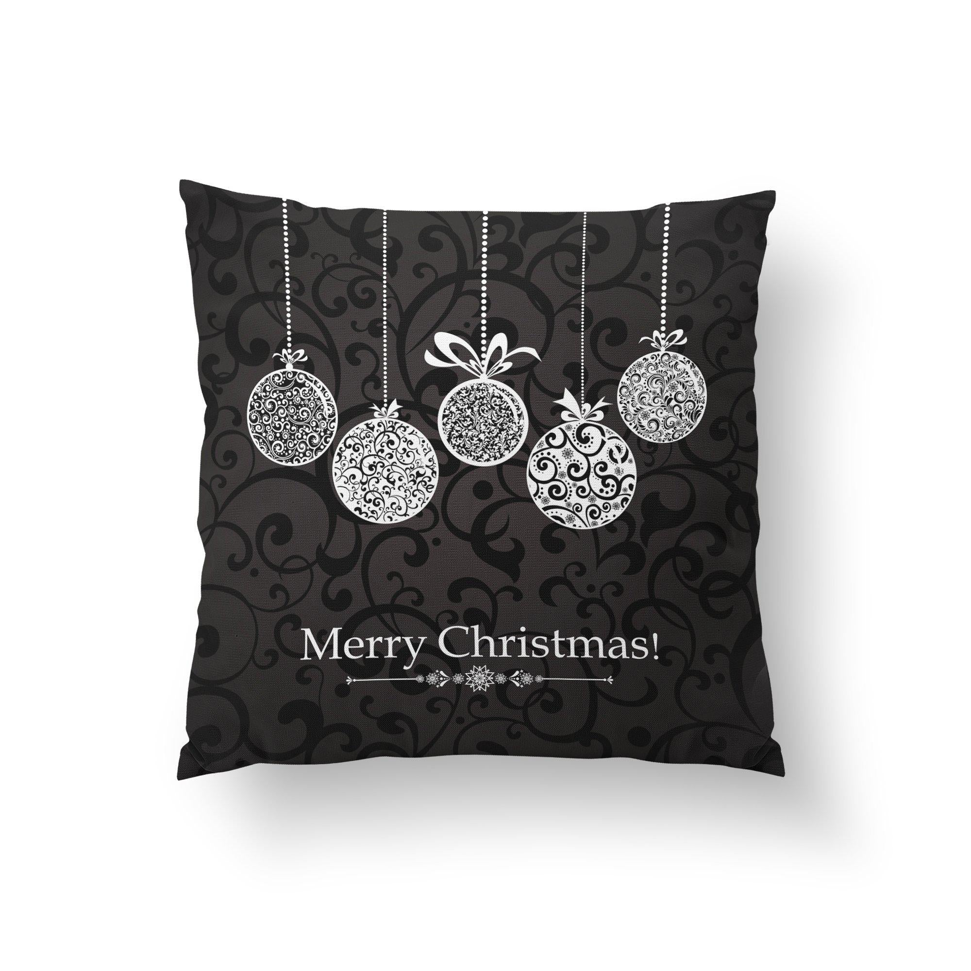 Elegant Christmas Pillow - Pillow Covers - W.FRANCIS