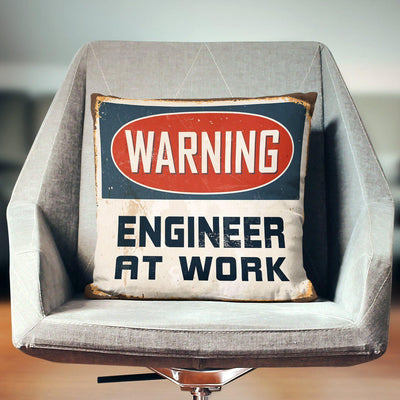 Engineer Pillow - Pillow Covers - W.FRANCIS