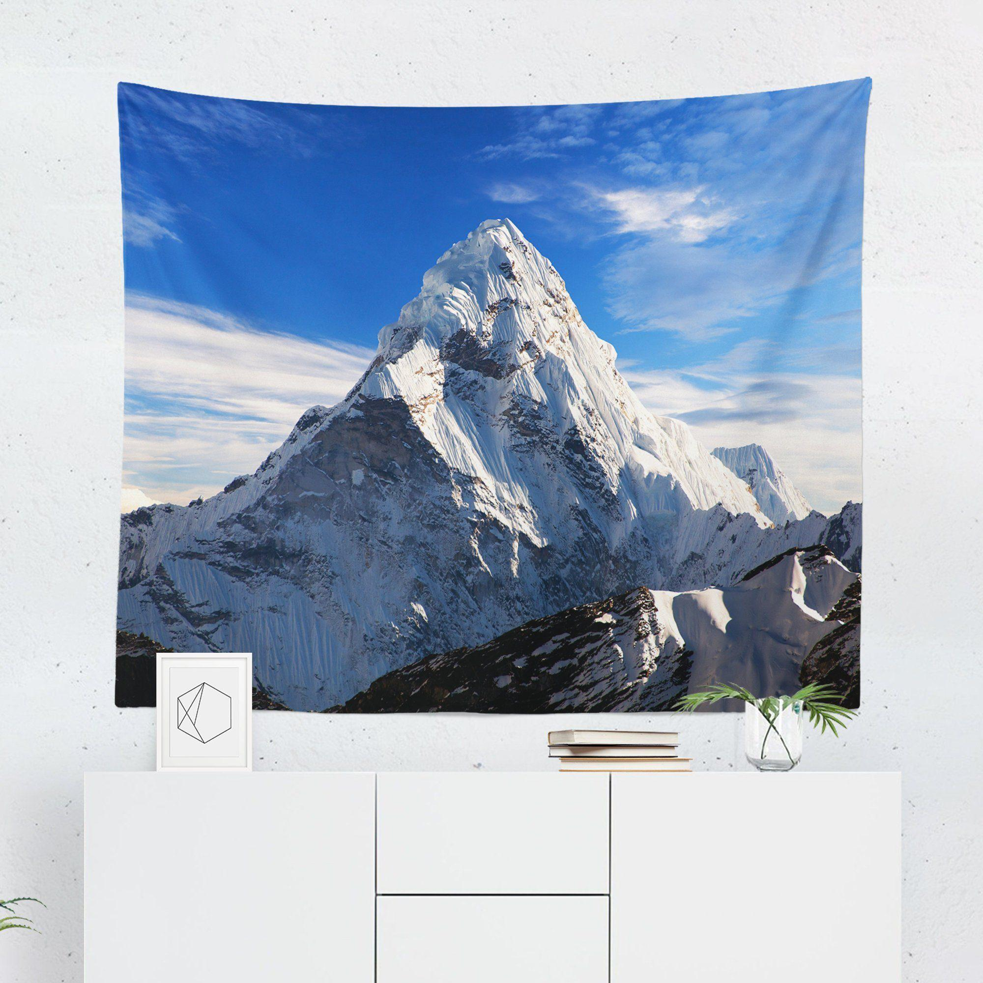 Everest Tapestry-W.FRANCIS