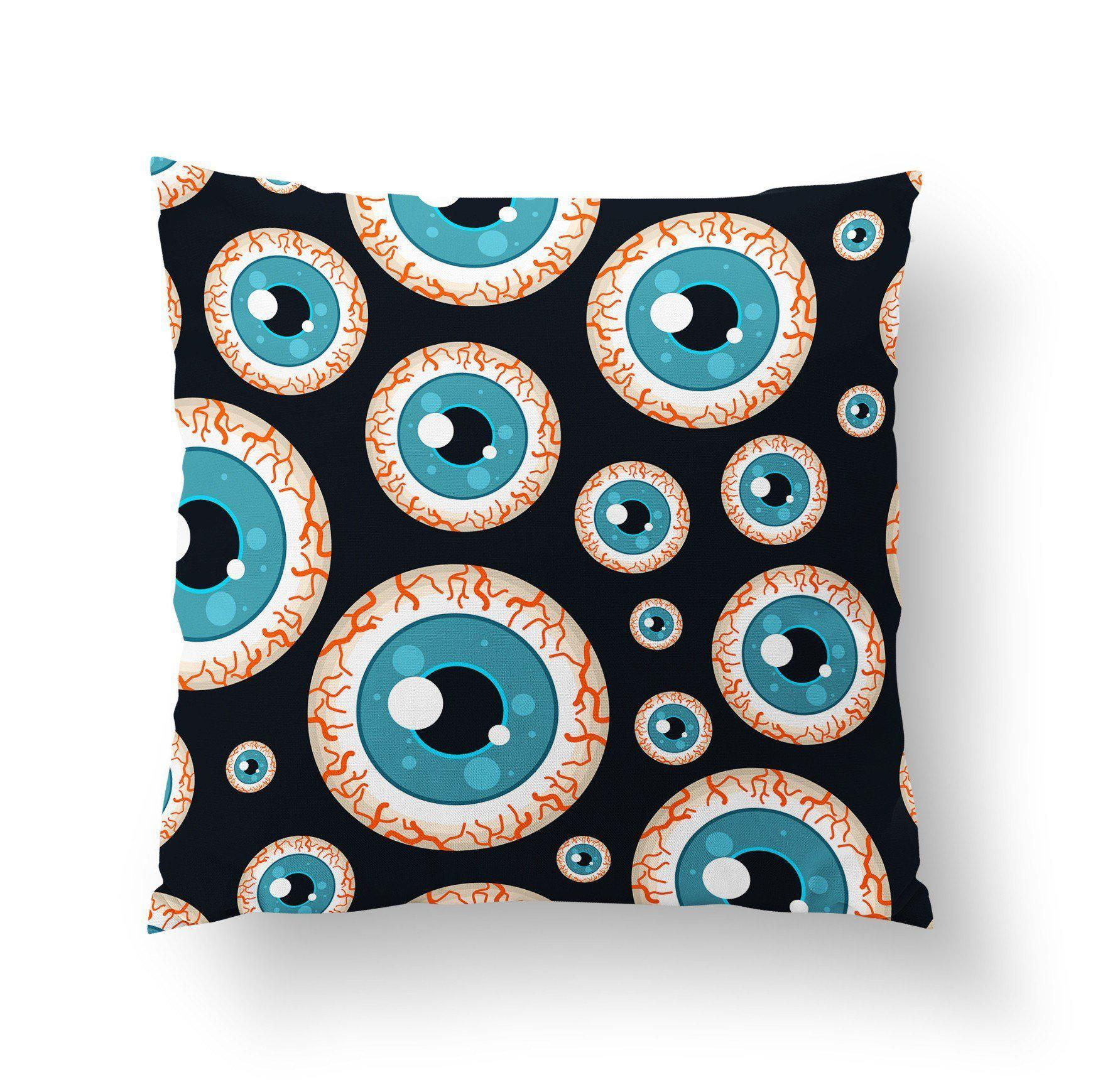 Eyeball Pillow-W.FRANCIS