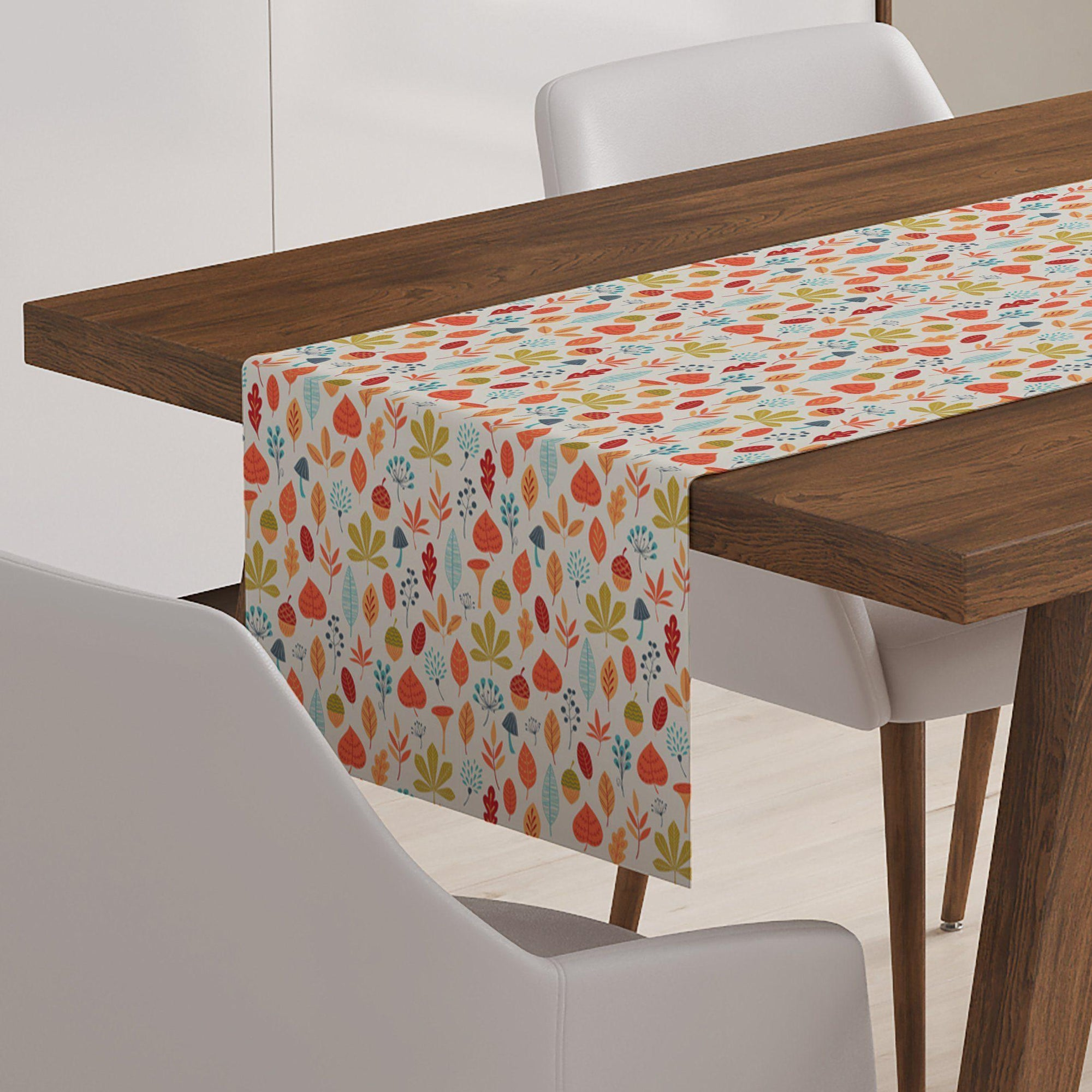 Fall Table Runner-W.FRANCIS