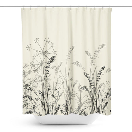 Farmhouse Shower Curtain-W.FRANCIS