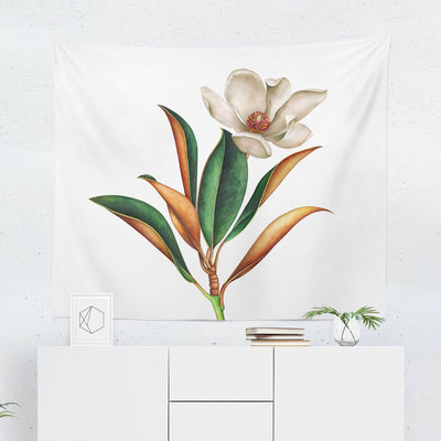 Flower Wall Tapestry-W.FRANCIS
