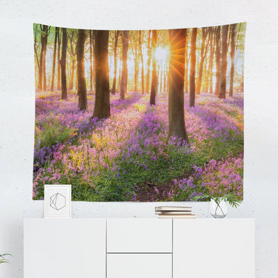 Forest Lavender Tapestry - Tapestries - W.FRANCIS