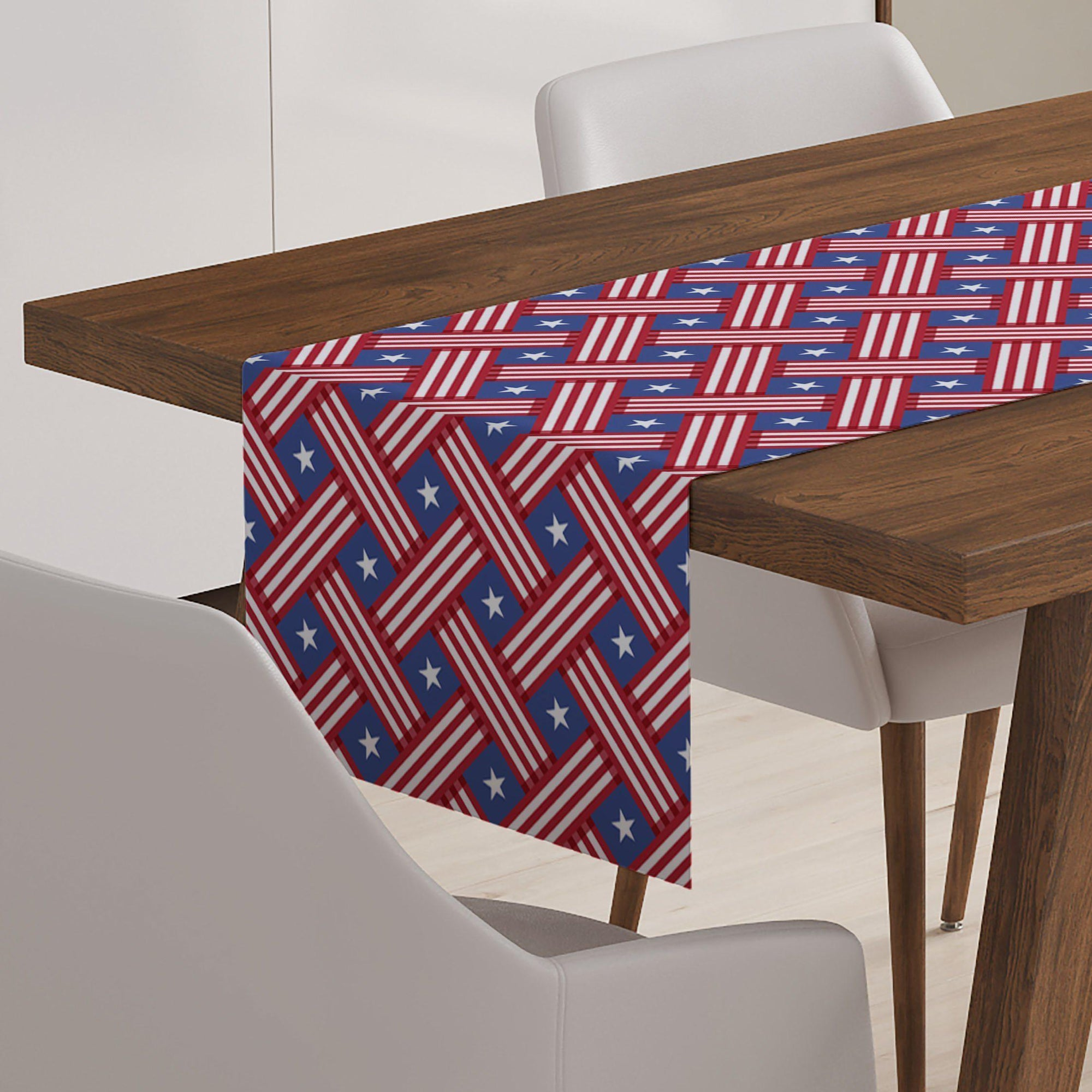 Fourth of July Table Runner - Table Runners - W.FRANCIS