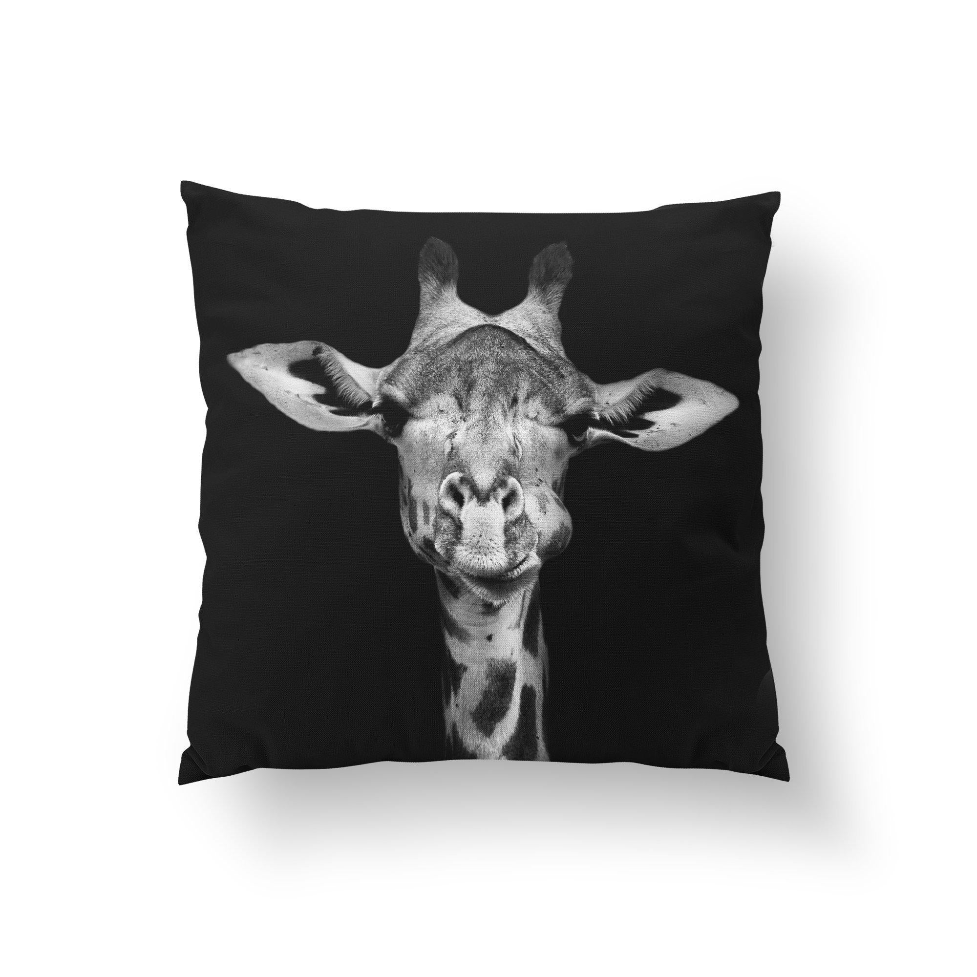 Giraffe Pillow - Pillow Covers - W.FRANCIS