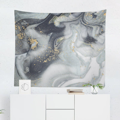 Grey Marble Tapestry-W.FRANCIS