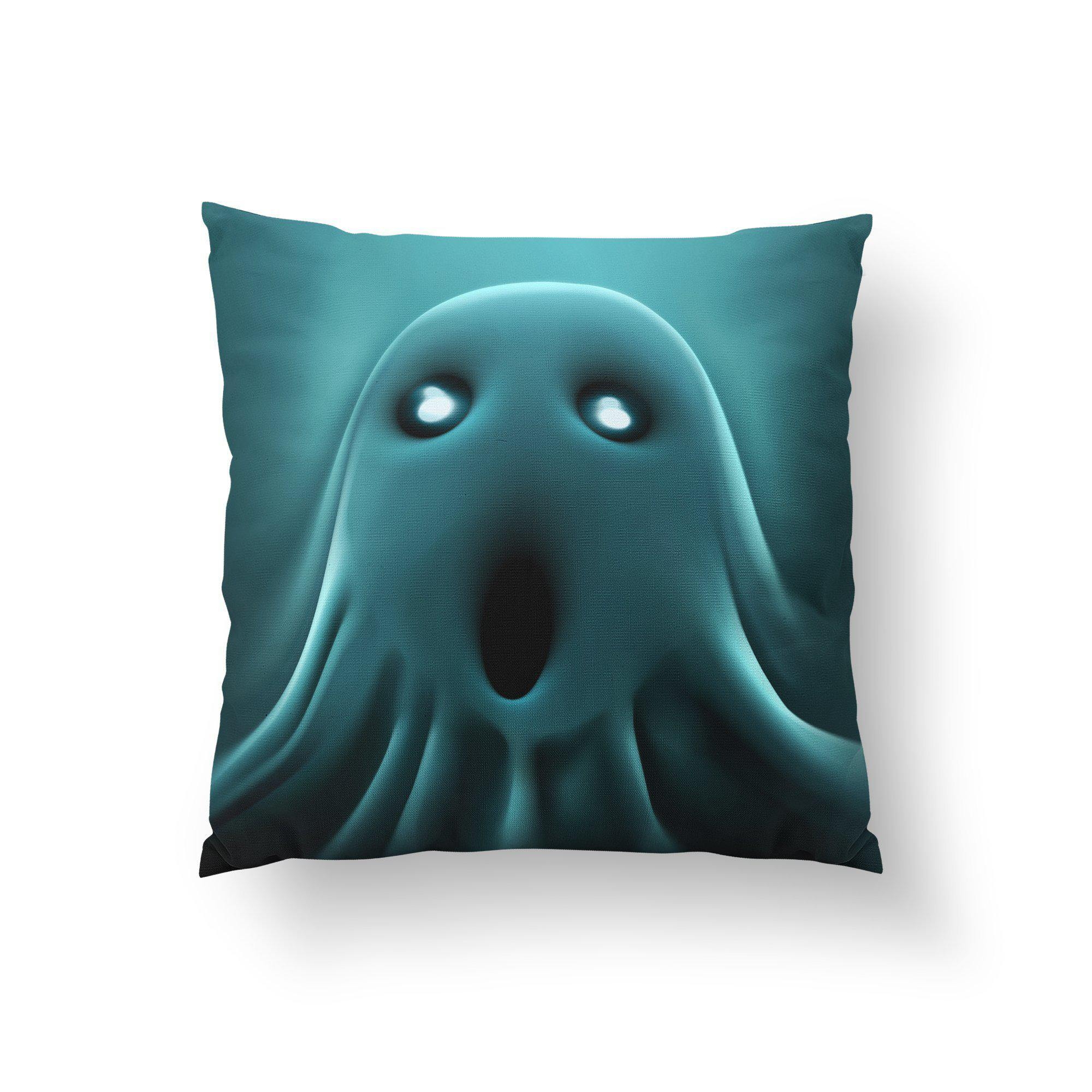 Halloween Decorative Pillow-W.FRANCIS