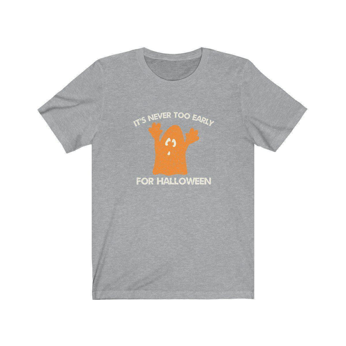 Halloween Everyday T-Shirt-W.FRANCIS