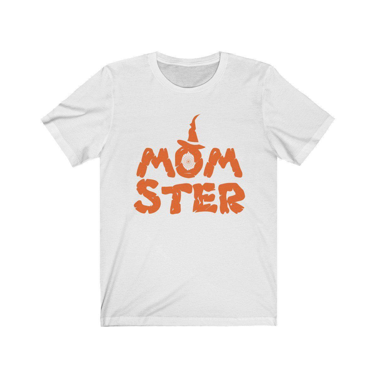 Halloween Momster T-Shirt-W.FRANCIS