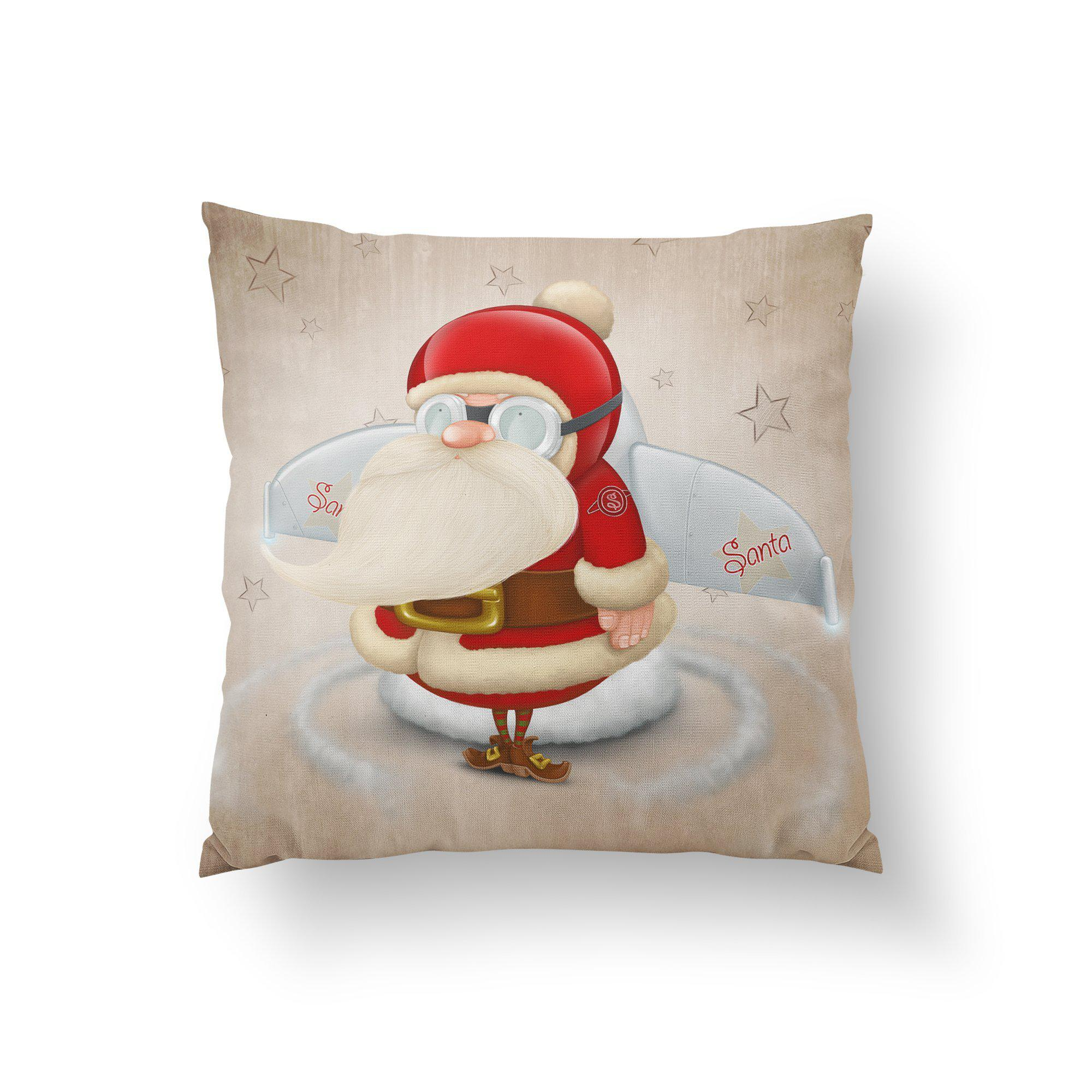 Holiday Pillow-W.FRANCIS