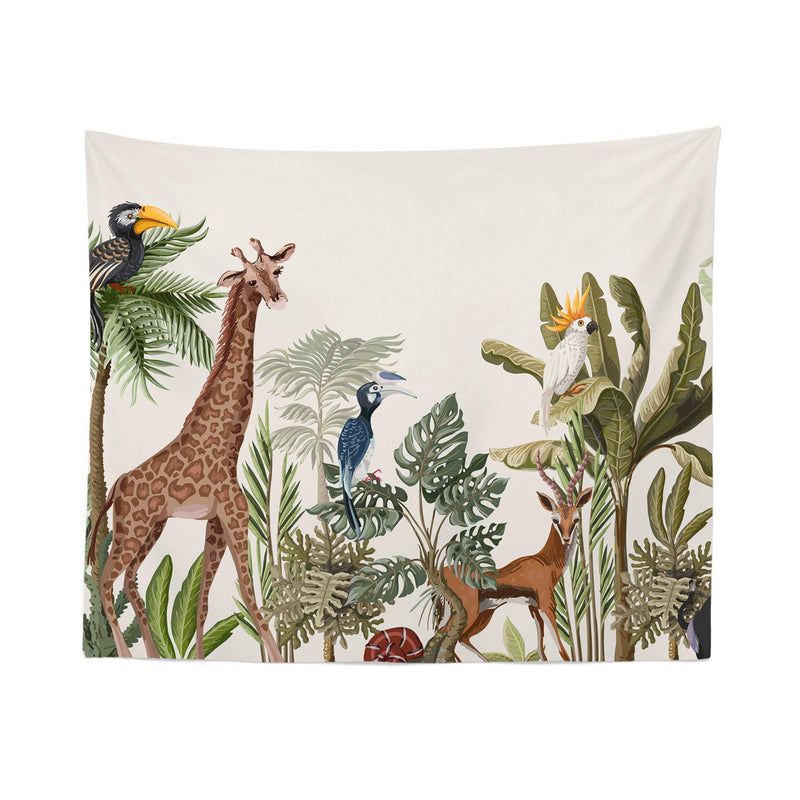 Safari Tapestry