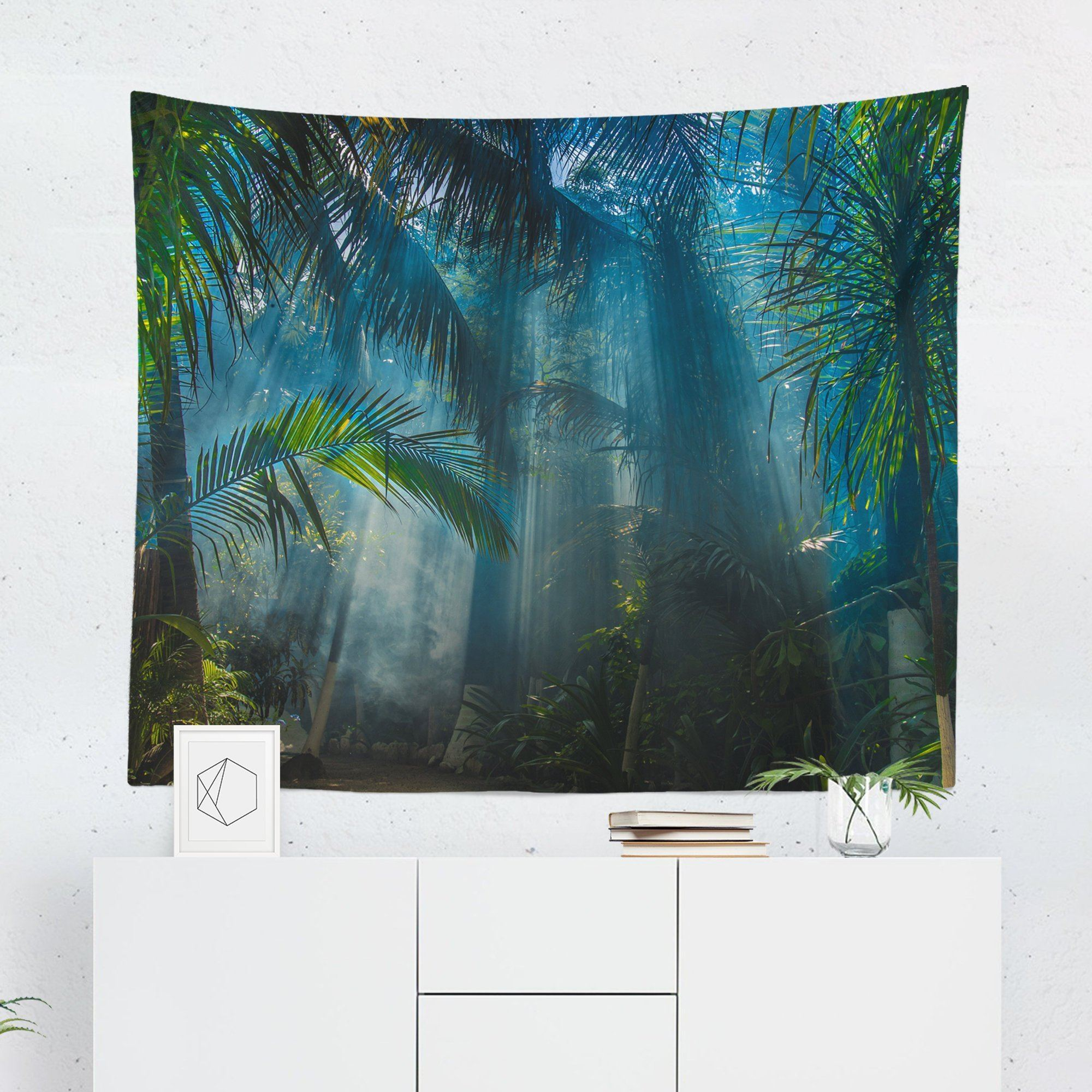 Jungle Tapestry-W.FRANCIS