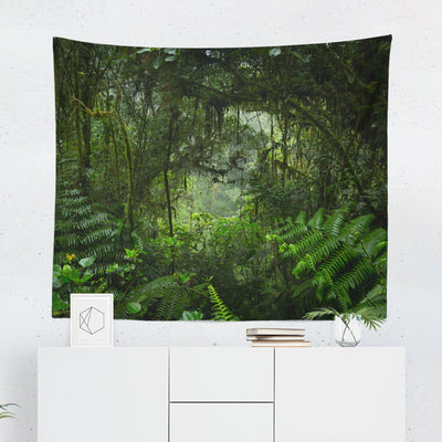 Jungle Wall Tapestry-W.FRANCIS