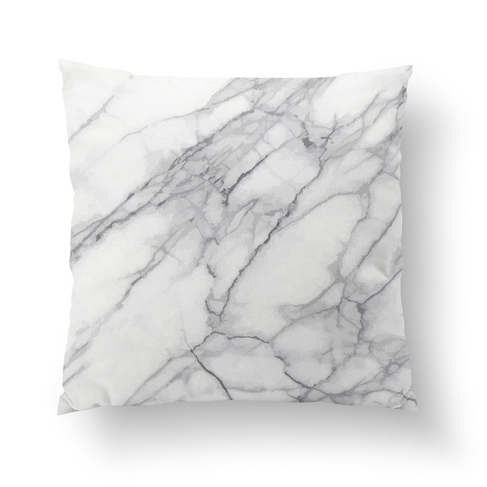Marble Pillow-W.FRANCIS