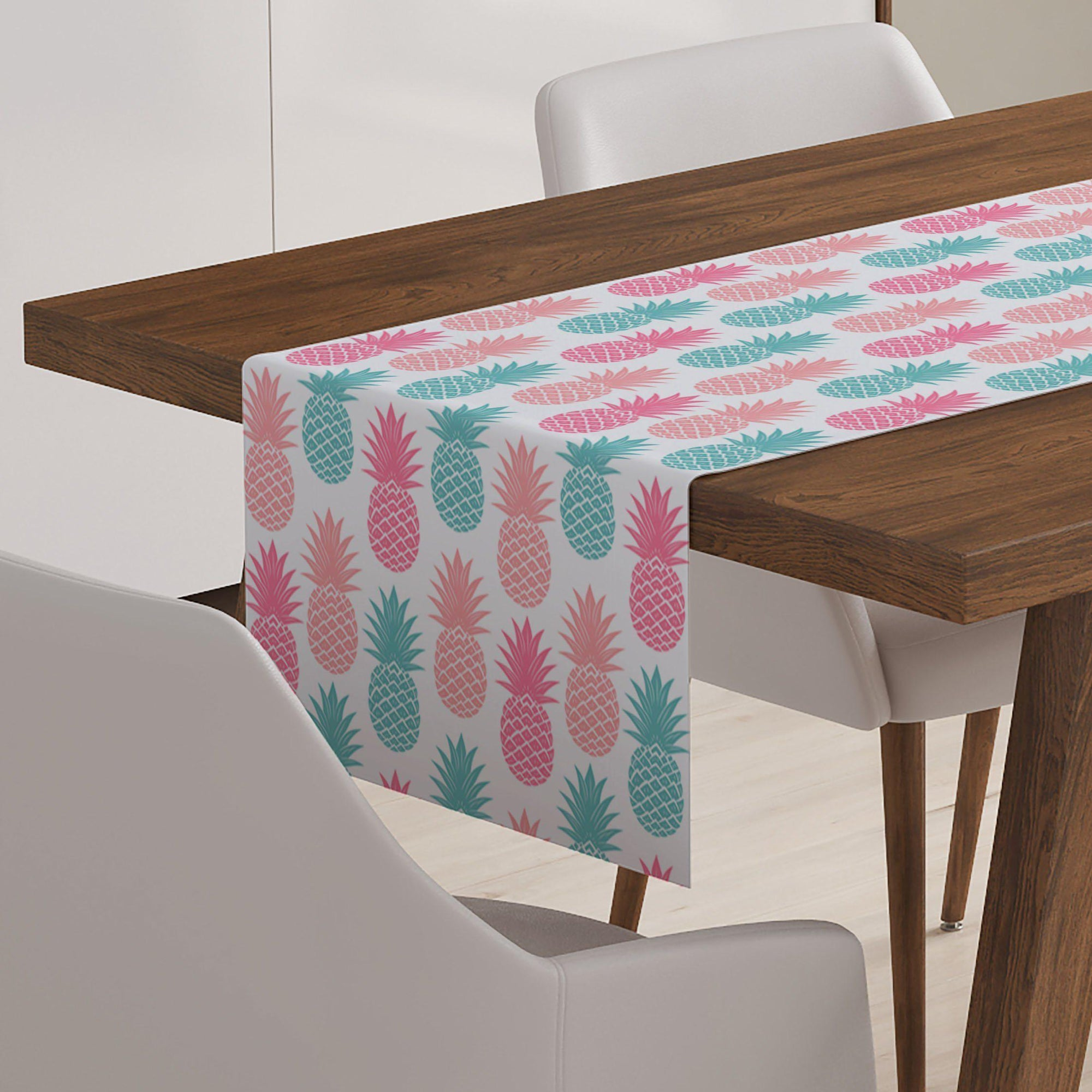 Modern Pineapple Table Runner-W.FRANCIS