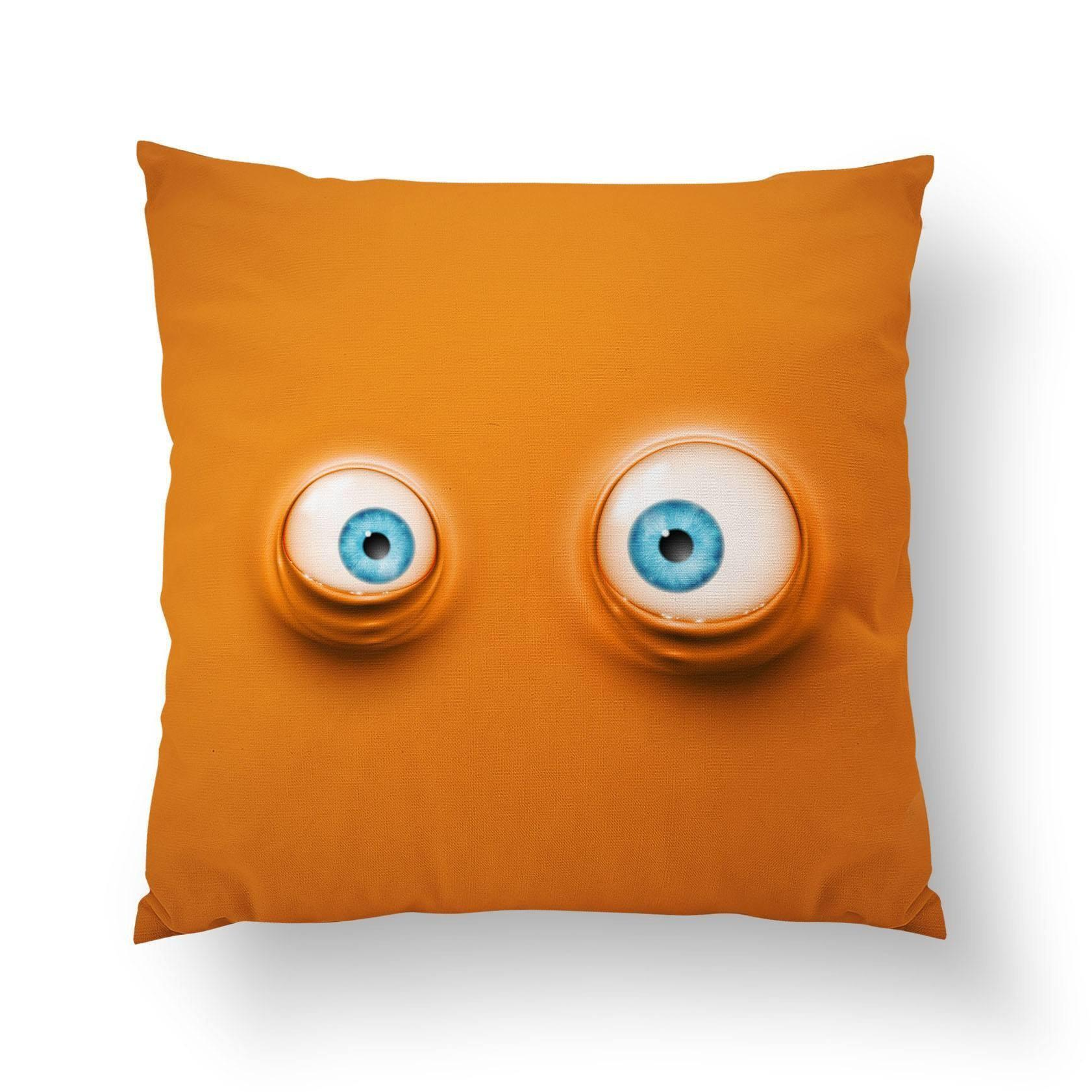Monster Pillow - Pillow Covers - W.FRANCIS