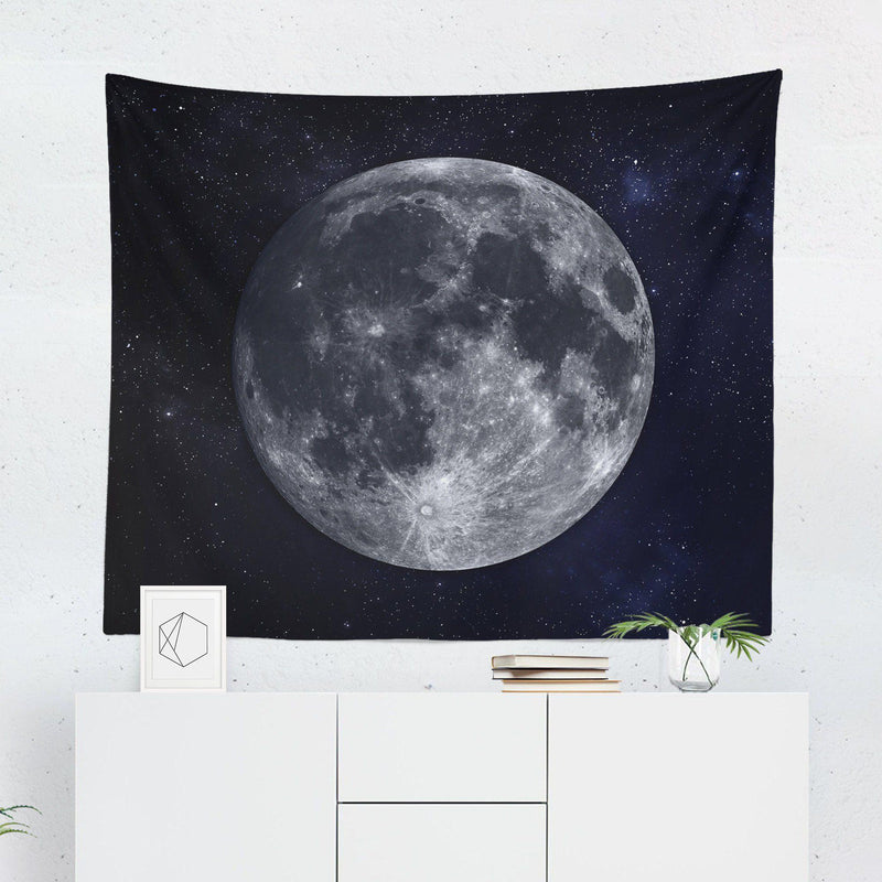 Moon Tapestry-W.FRANCIS