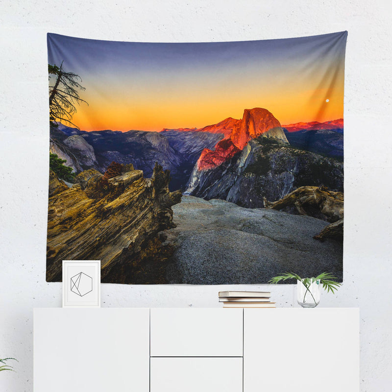National Park Wall Hanging-W.FRANCIS