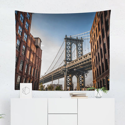 New York Industrial Tapestry-W.FRANCIS