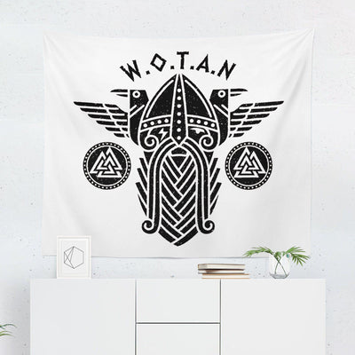 Norse Wall Tapestry-W.FRANCIS