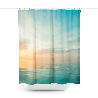 Ocean Shower Curtain-W.FRANCIS
