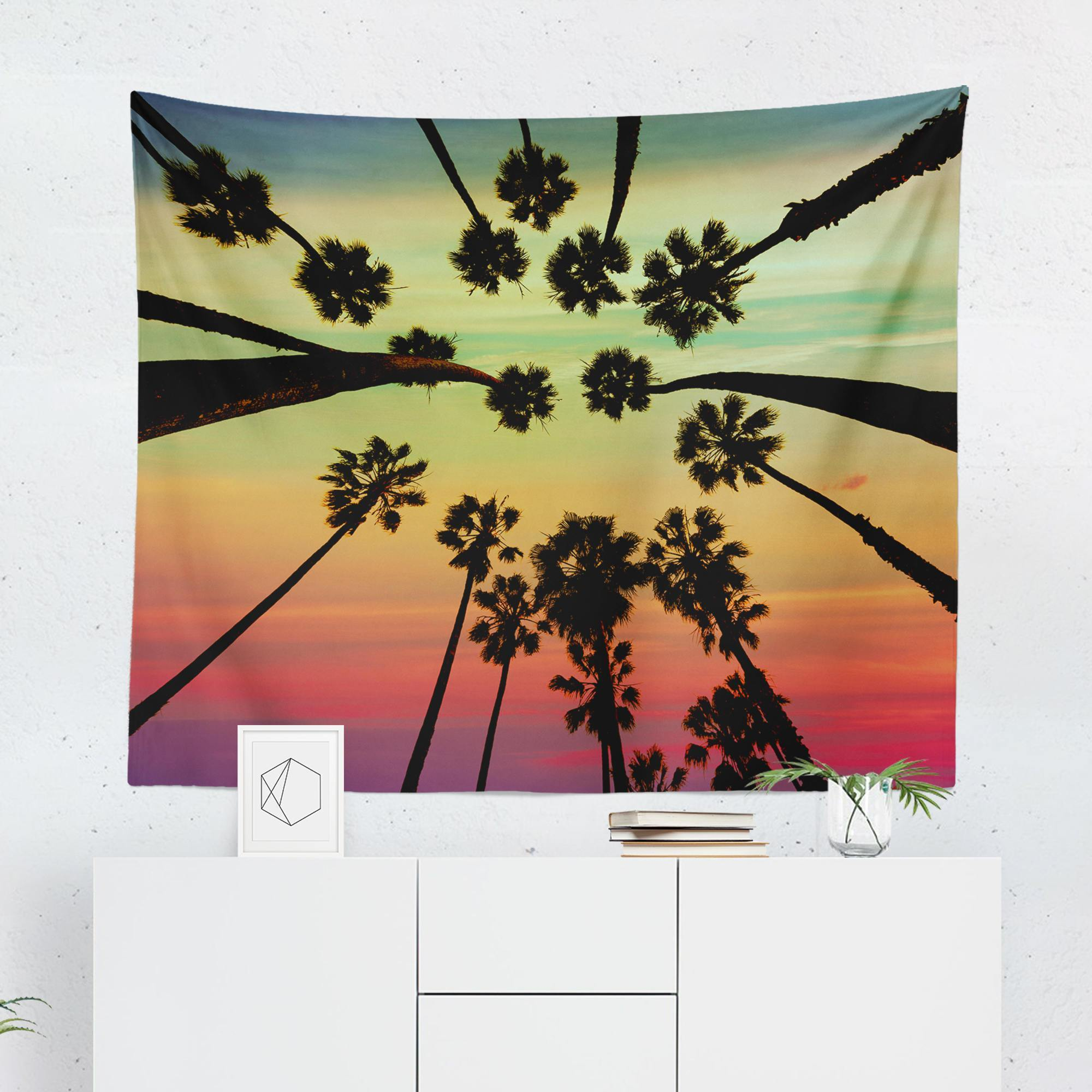Palm Tree Wall Hanging-W.FRANCIS