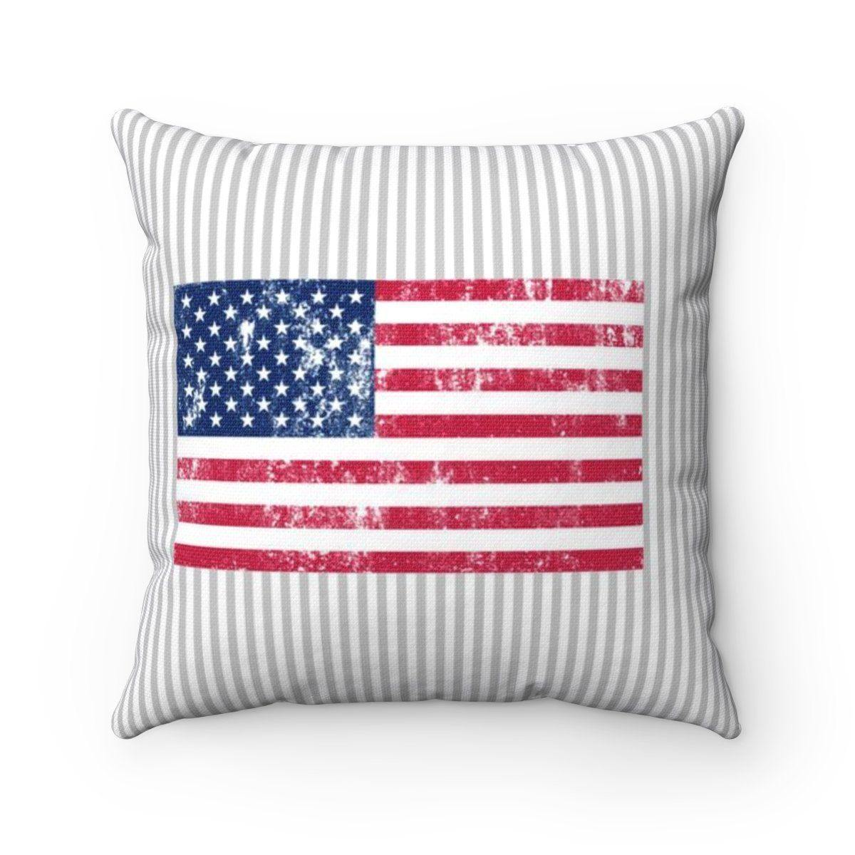 Patriotic Pillow Case-W.FRANCIS