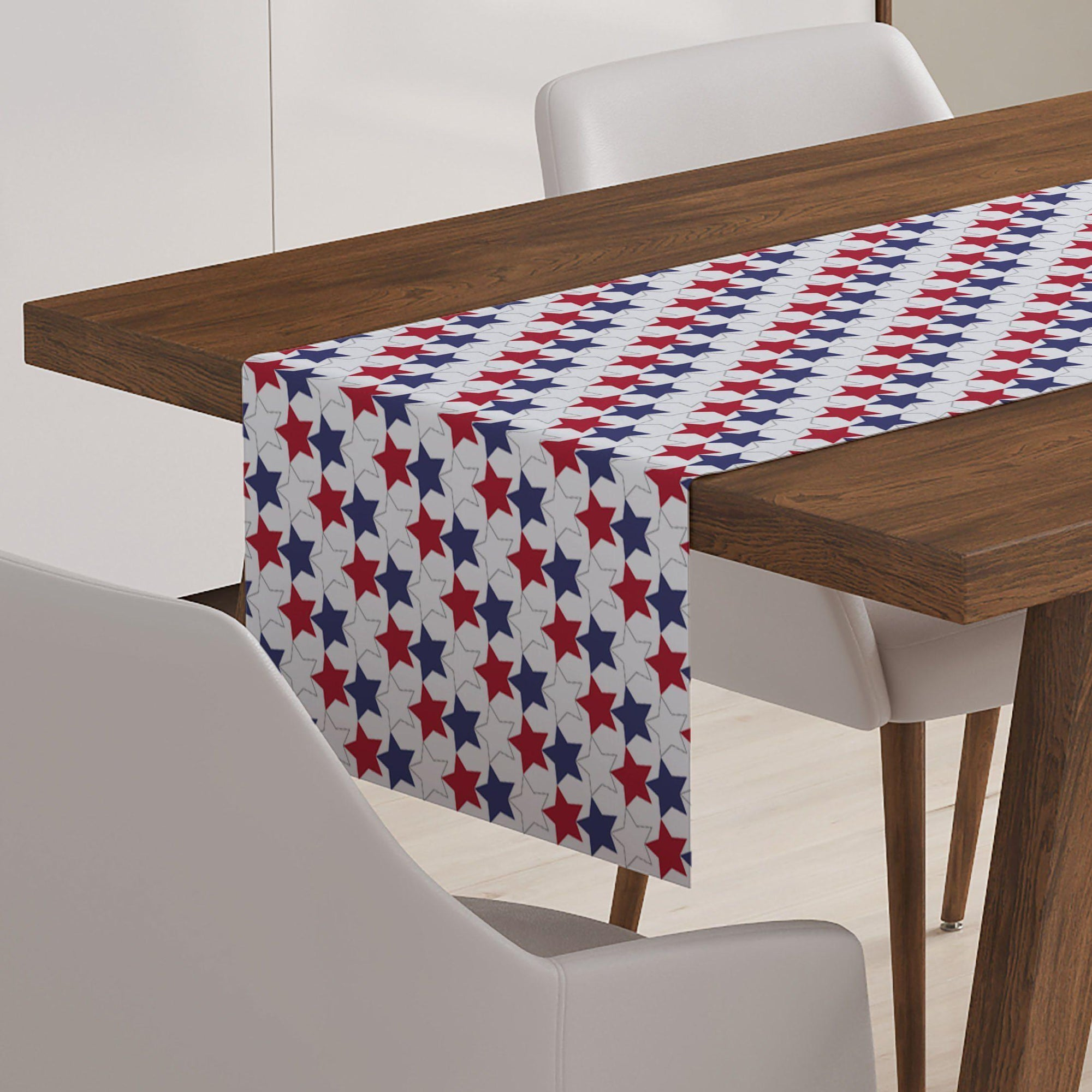 Patriotic Table Runner-W.FRANCIS