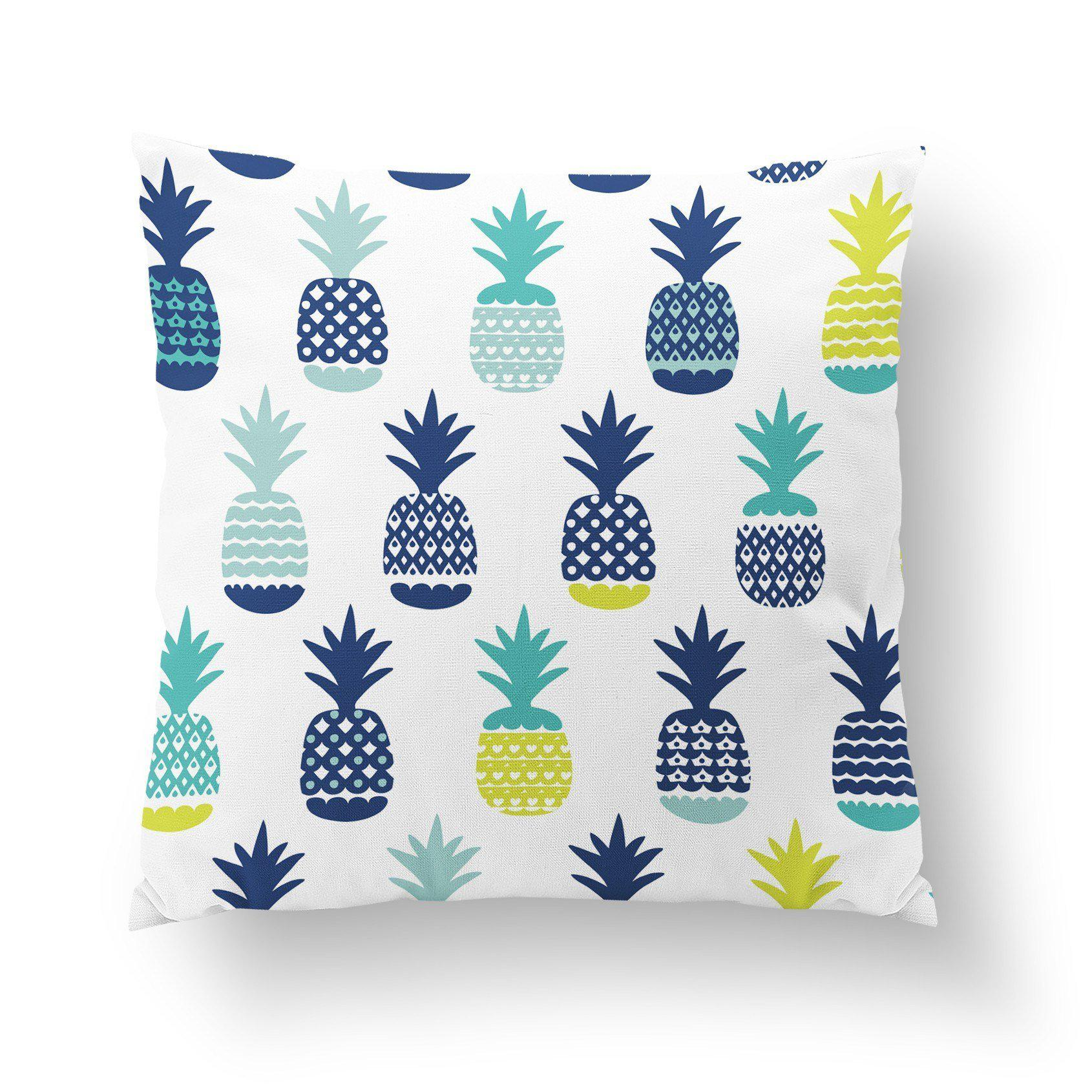Pineapple Pillow-W.FRANCIS