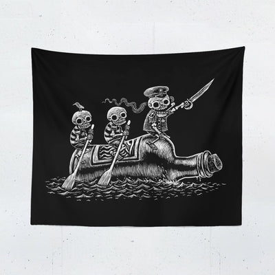 Pirate Tapestry-W.FRANCIS