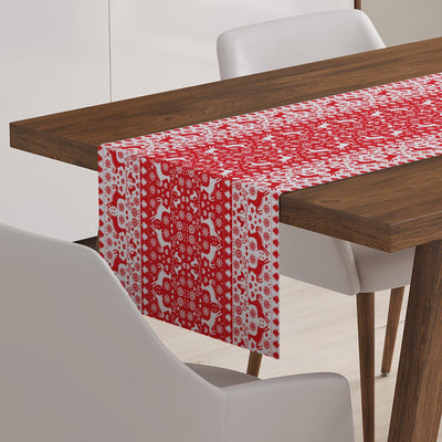 Reindeer Table Runner - Table Runners - W.FRANCIS
