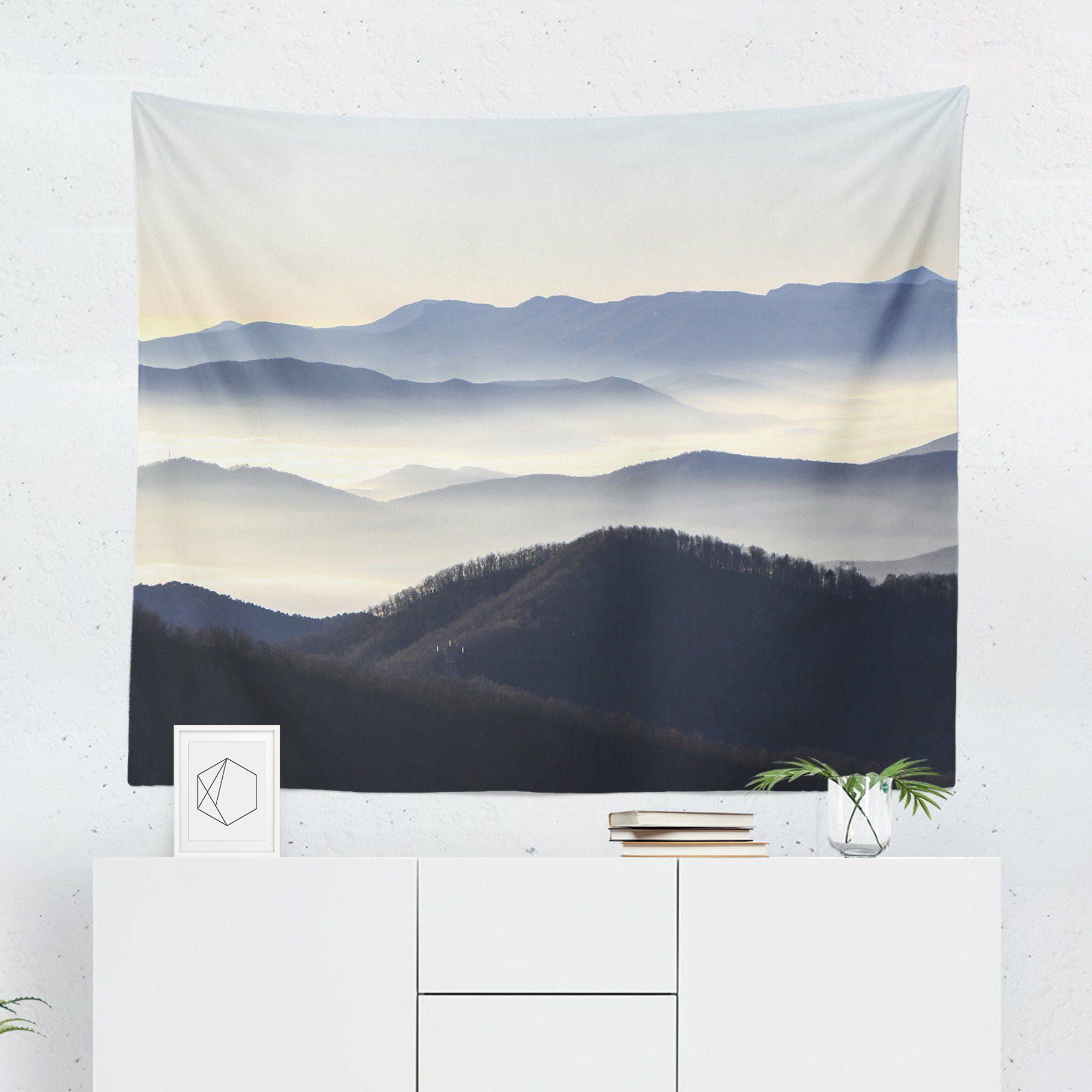 Scenic Wall Tapestry-W.FRANCIS