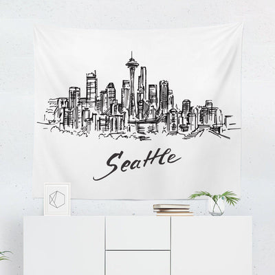 Seattle Tapestry - Tapestries - W.FRANCIS