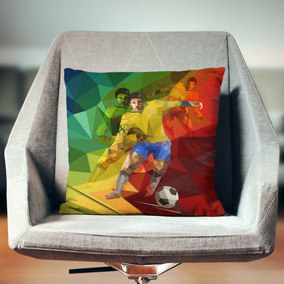 Soccer Pillow-W.FRANCIS